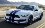 Ford Mustang Shelby GT500: americanii susțin că noua versiune ce va apărea în 2019 va avea 710 cai putere