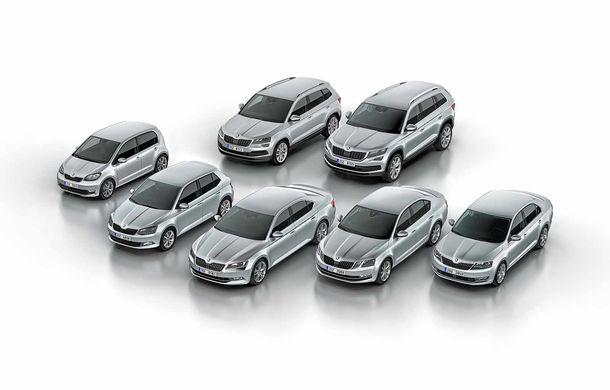 Skoda în 2017: cehii au vândut 1.2 milioane de mașini, iar peste 25% au ajuns în China - Poza 1