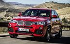 """Noul BMW X4 va fi prezentat în următoarele luni: nemții spun că 2018 este """"anul X"""""""