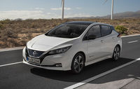 Test drive Nissan Leaf