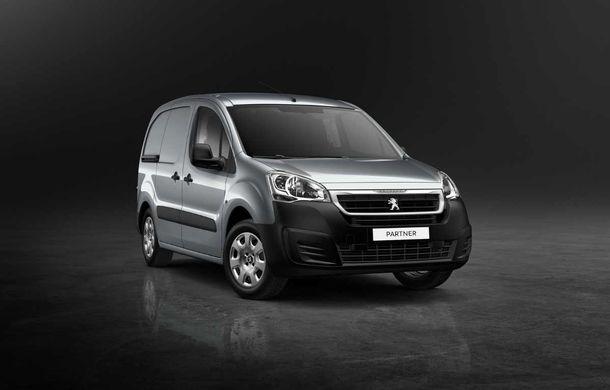 Cerere ridicată pentru Citroen Berlingo și Peugeot Partner: francezii măresc producția celor două modele la uzina din Portugalia - Poza 1