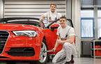 Audi spune că ideile bune ale angajaților i-au adus economii de peste 100 de milioane de euro în 2017: 15.000 de sugestii au fost acceptate în total