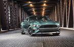 Primul exemplar din noua serie Ford Mustang Bullitt a fost scos la licitație: cea mai mare ofertă a trecut cu puțin peste 245.000 de euro