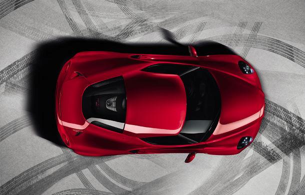 Alfa Romeo pregătește un succesor pentru 4C: noul model va purta denumirea de 6C și va debuta în 2020 - Poza 1