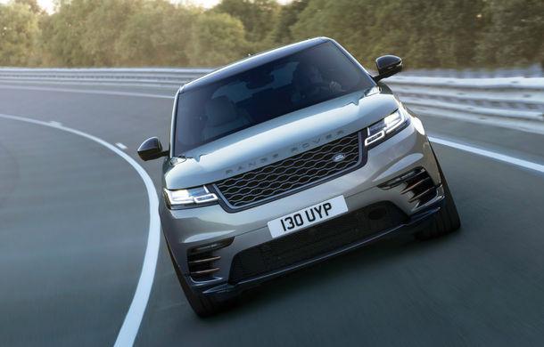 Range Rover Velar SVR: versiunea de performanță este așteptată în acest an - Poza 1