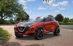 Detalii despre noua generație Nissan Juke: design inspirat de Qashqai facelift, arhitectura noului Micra și sistem de propulsie plug-in hybrid