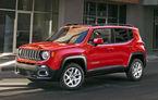 """Jeep se gândește la un """"frate"""" mai mic pentru Renegade: răspuns la cererea pentru SUV-uri compacte"""