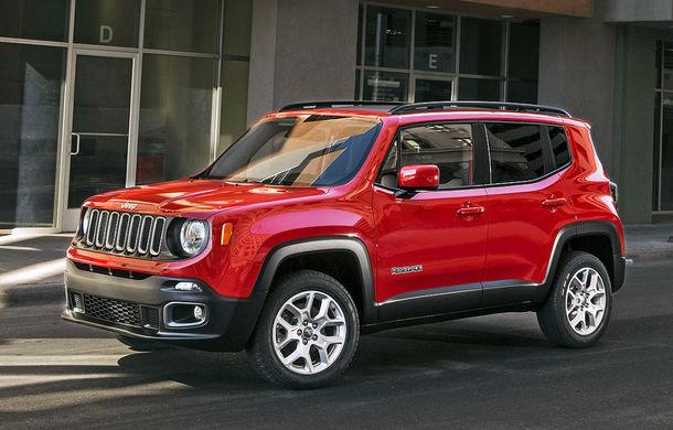"""Jeep se gândește la un """"frate"""" mai mic pentru Renegade: răspuns la cererea pentru SUV-uri compacte - Poza 1"""