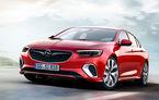 Prețuri pentru Opel Insignia GSi: versiunea pe benzină pleacă de la 32.900 de euro, iar dieselul este mai scump cu 1.100 de euro