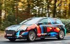 Ford anunță programul lansărilor pentru Europa: Edge facelift și Ka+ facelift în martie, noua generație Focus în aprilie