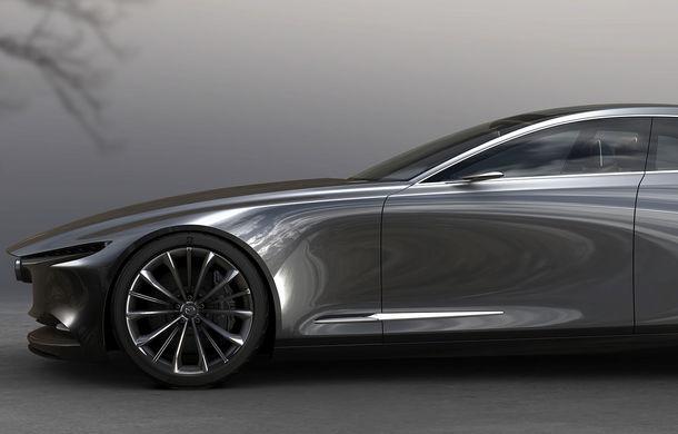 Mazda a trecut de Lamborghini și Mercedes-AMG: prototipul Vision Coupe a fost desemnat cel mai frumos concept al anului - Poza 5