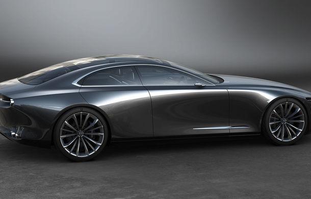 Mazda a trecut de Lamborghini și Mercedes-AMG: prototipul Vision Coupe a fost desemnat cel mai frumos concept al anului - Poza 2
