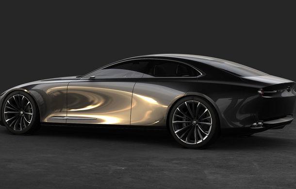Mazda a trecut de Lamborghini și Mercedes-AMG: prototipul Vision Coupe a fost desemnat cel mai frumos concept al anului - Poza 3