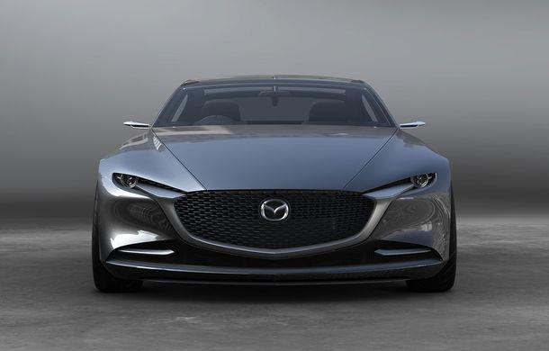 Mazda a trecut de Lamborghini și Mercedes-AMG: prototipul Vision Coupe a fost desemnat cel mai frumos concept al anului - Poza 6