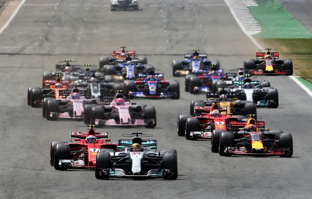 Formula 1 schimbă programul Marilor Premii: cursele europene încep la ora 16:10 - Poza 1