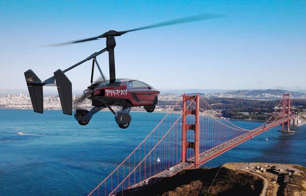 Prima mașină zburătoare de serie se lansează în martie: Pal-V Liberty poate călători 500 de kilometri prin aer - Poza 3