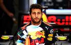"""Webber nu exclude plecarea lui Ricciardo la Mercedes: """"Nu-i pasă în ce culori concurează, vrea doar să câștige"""""""