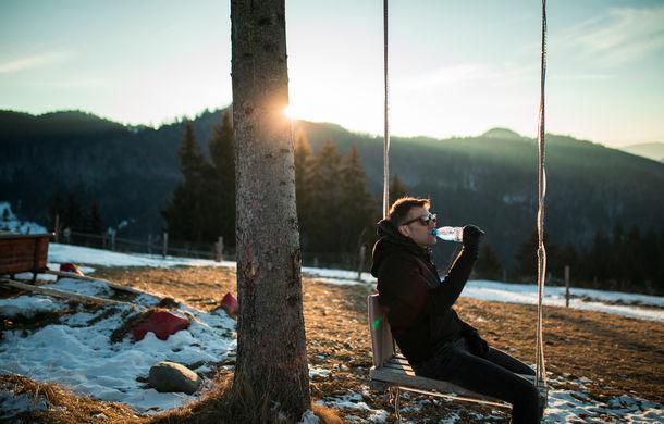 Cu noul Duster în creierii munților: spectacolul crestelor și călătorie în timp la casa de vacanță Căsuța Bunicii - Poza 22