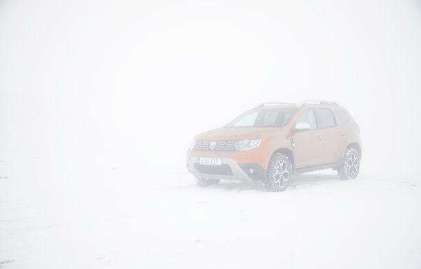 Cu noul Duster în creierii munților: ploaie, ceață, zăpadă și povestea de dragoste descoperită la Cabana Muntele Mic - Poza 35