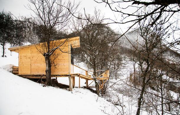Cu noul Duster în creierii munților: măreția Apusenilor, un Duster cu lanțuri și metamorfoza corporatistului de la Carpathian Cottage - Poza 49