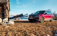 Test de anduranţă cu Volkswagen Tiguan