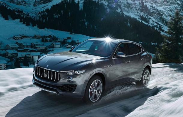 Maserati pregătește un Levante GTS cu motor V8 de 530 de cai putere: lansarea este programată în acest an - Poza 1