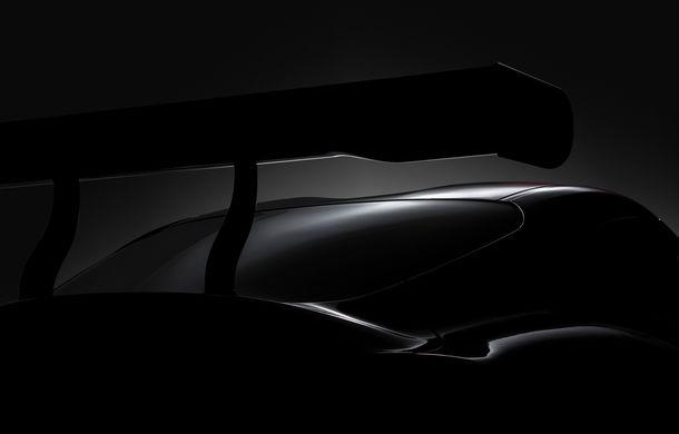 Primul teaser cu noua Toyota Supra: modelul sportiv va debuta la Salonul Auto de la Geneva - Poza 1