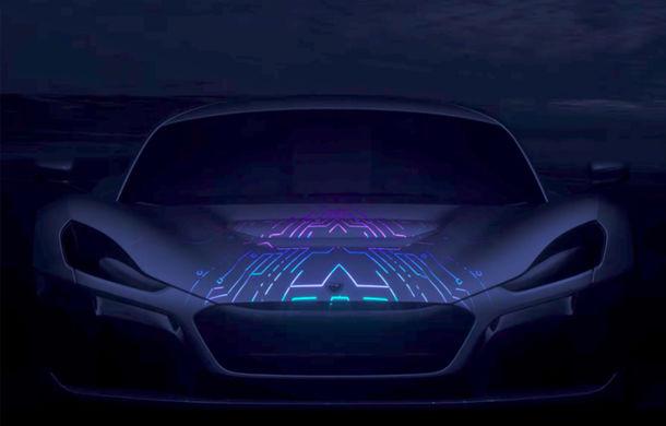 Detalii noi despre viitorul hypercar electric Rimac Concept Two: baterie de 120 kWh și autonomie de peste 500 de kilometri - Poza 1