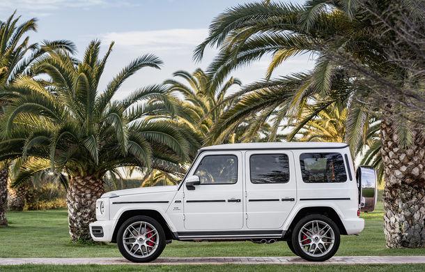 Mercedes-AMG G 63: motor V8 biturbo de 4.0 litri cu 585 CP și cutie automată cu 9 rapoarte - Poza 25