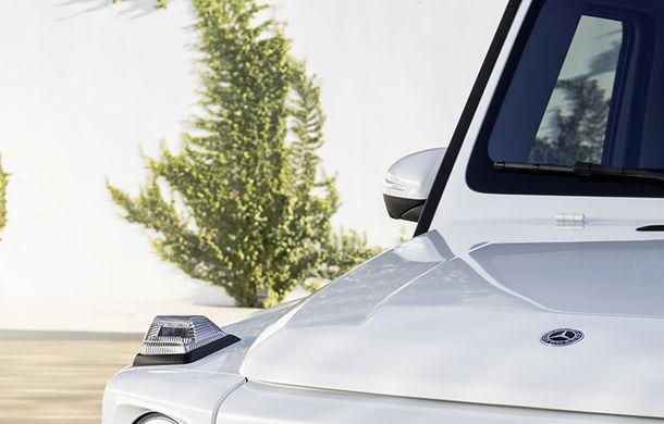 Mercedes-AMG G 63: motor V8 biturbo de 4.0 litri cu 585 CP și cutie automată cu 9 rapoarte - Poza 33