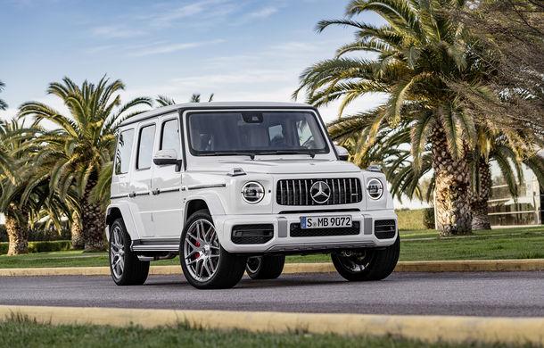 Mercedes-AMG G 63: motor V8 biturbo de 4.0 litri cu 585 CP și cutie automată cu 9 rapoarte - Poza 27
