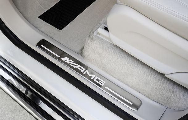 Mercedes-AMG G 63: motor V8 biturbo de 4.0 litri cu 585 CP și cutie automată cu 9 rapoarte - Poza 52