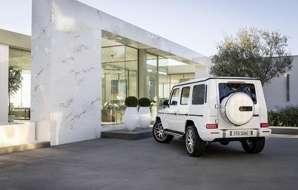 Mercedes-AMG G 63: motor V8 biturbo de 4.0 litri cu 585 CP și cutie automată cu 9 rapoarte - Poza 6