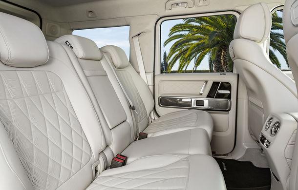 Mercedes-AMG G 63: motor V8 biturbo de 4.0 litri cu 585 CP și cutie automată cu 9 rapoarte - Poza 50