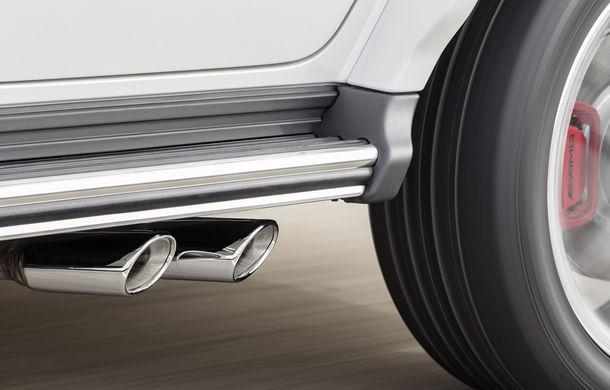 Mercedes-AMG G 63: motor V8 biturbo de 4.0 litri cu 585 CP și cutie automată cu 9 rapoarte - Poza 34