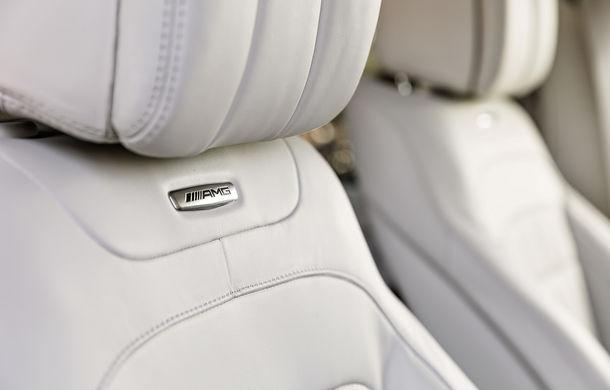 Mercedes-AMG G 63: motor V8 biturbo de 4.0 litri cu 585 CP și cutie automată cu 9 rapoarte - Poza 51