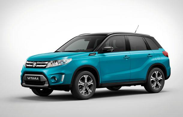"""Suzuki așteaptă o creștere a vânzărilor din Europa cu ajutorul SUV-urilor sale: """"Planul nostru este să avem o creștere graduală"""" - Poza 1"""
