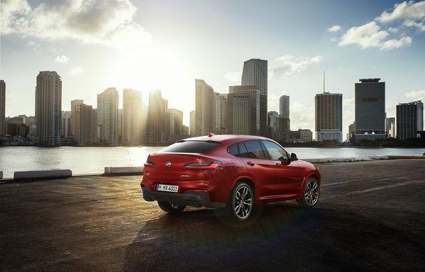 Noua generație BMW X4: design modificat, interior restilizat și versiune M40d cu 326 de cai putere - Poza 20