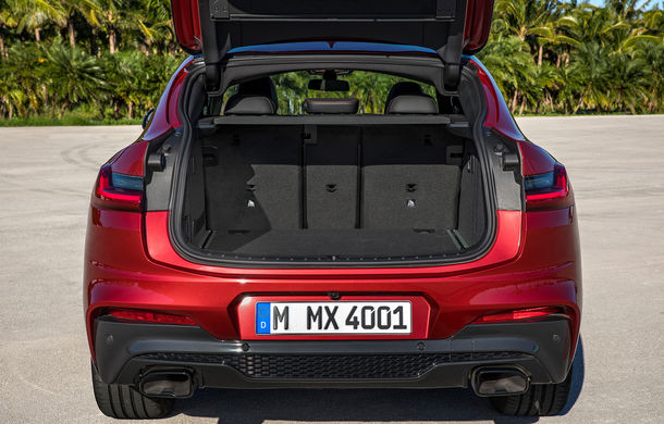 Noua generație BMW X4: design modificat, interior restilizat și versiune M40d cu 326 de cai putere - Poza 41