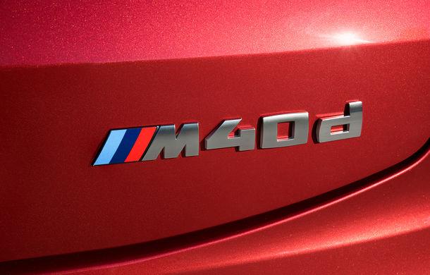 Noua generație BMW X4: design modificat, interior restilizat și versiune M40d cu 326 de cai putere - Poza 39