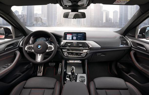 Noua generație BMW X4: design modificat, interior restilizat și versiune M40d cu 326 de cai putere - Poza 42