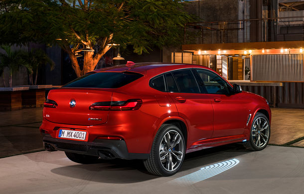 Noua generație BMW X4: design modificat, interior restilizat și versiune M40d cu 326 de cai putere - Poza 32