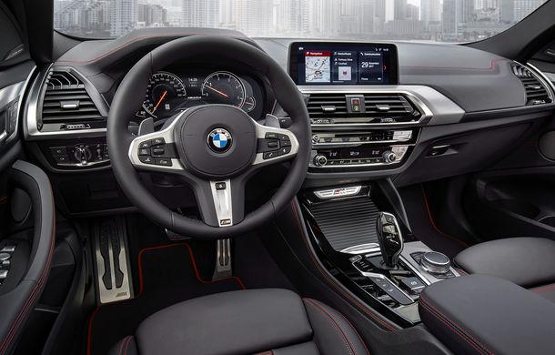 Noua generație BMW X4: design modificat, interior restilizat și versiune M40d cu 326 de cai putere - Poza 44