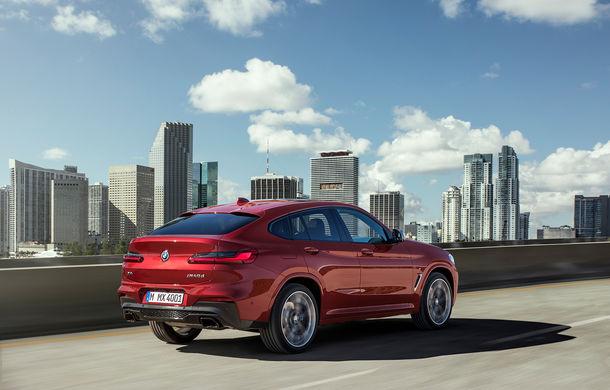 Noua generație BMW X4: design modificat, interior restilizat și versiune M40d cu 326 de cai putere - Poza 18