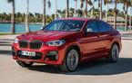 Noua generație BMW X4: design modificat, interior restilizat și versiune M40d cu 326 de cai putere