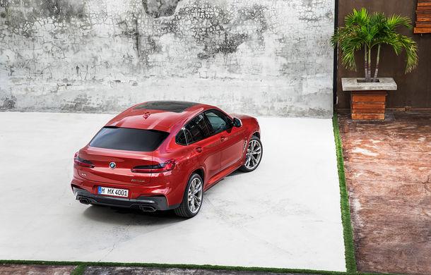 Noua generație BMW X4: design modificat, interior restilizat și versiune M40d cu 326 de cai putere - Poza 28