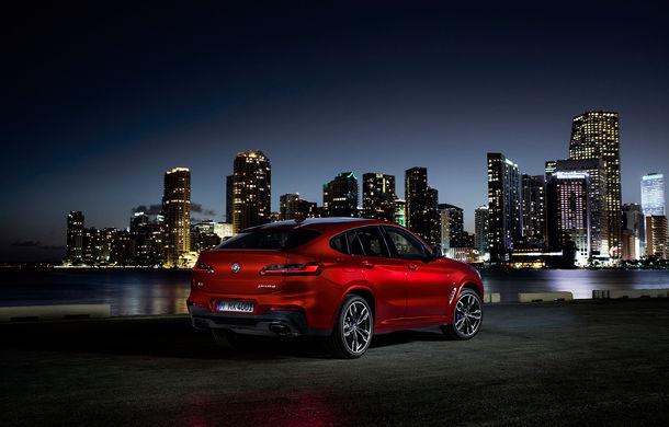 Noua generație BMW X4: design modificat, interior restilizat și versiune M40d cu 326 de cai putere - Poza 35