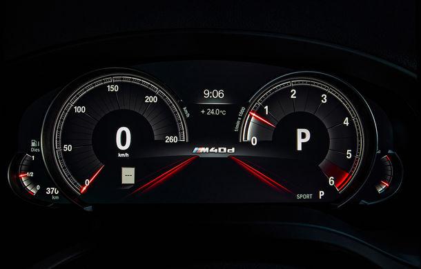 Noua generație BMW X4: design modificat, interior restilizat și versiune M40d cu 326 de cai putere - Poza 50