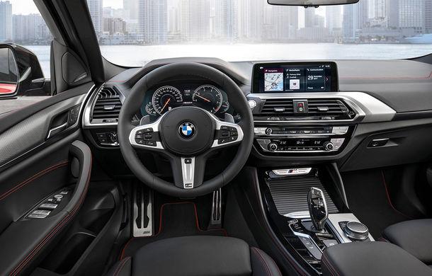 Noua generație BMW X4: design modificat, interior restilizat și versiune M40d cu 326 de cai putere - Poza 43