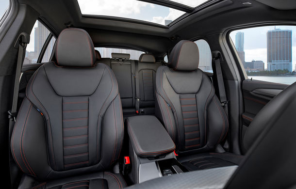 Noua generație BMW X4: design modificat, interior restilizat și versiune M40d cu 326 de cai putere - Poza 46